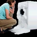 стиральная машина не сливает и не отжимает